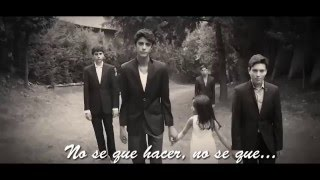 Caminando Sola- Por: Los Anastasios