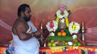 6-Priest Brihaspati Beejakshara Maha Mantra Homa
