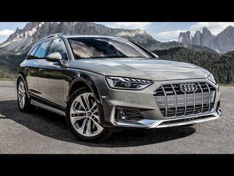 2020 Audi A4 Allroad flaunts heavily reworked exterior on camera