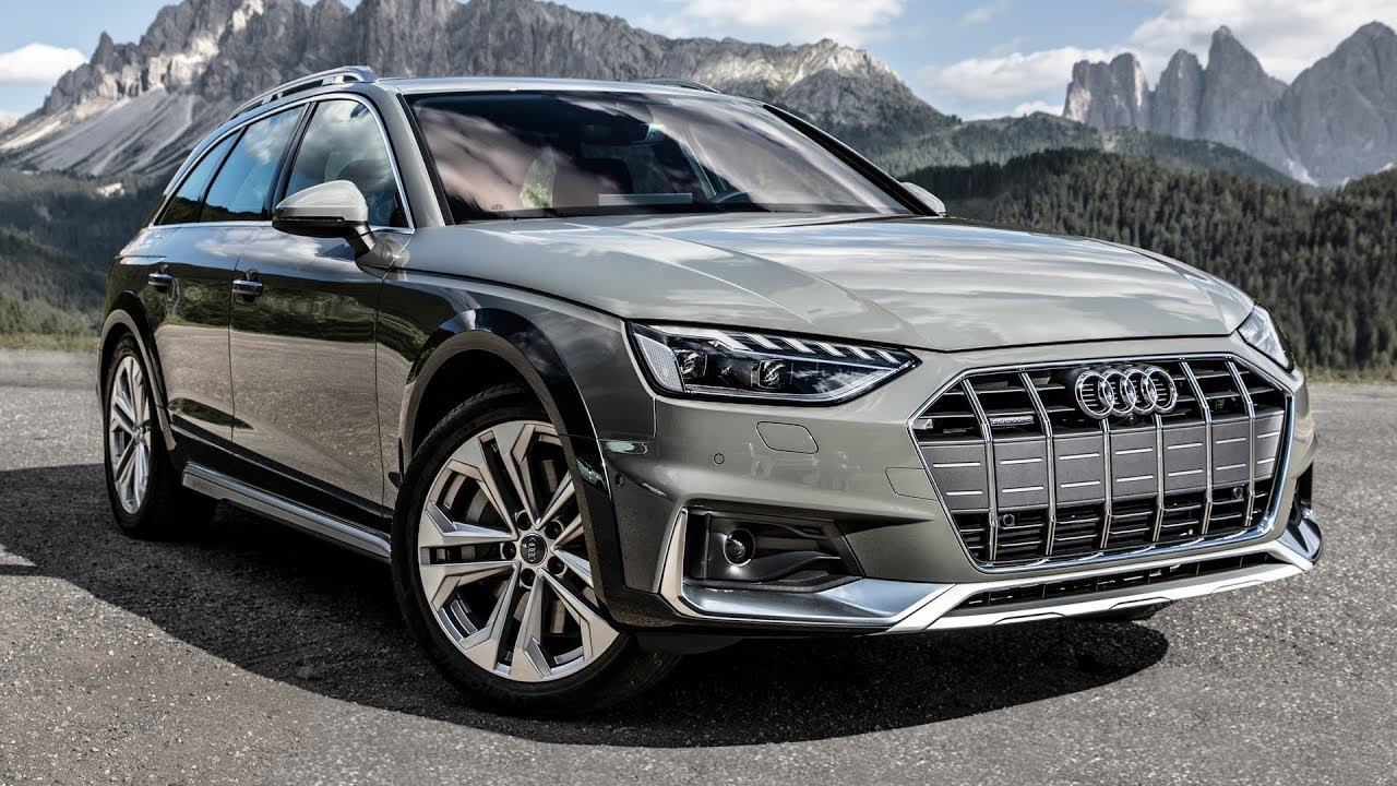 2020 Audi Allroad Performance and New Engine
