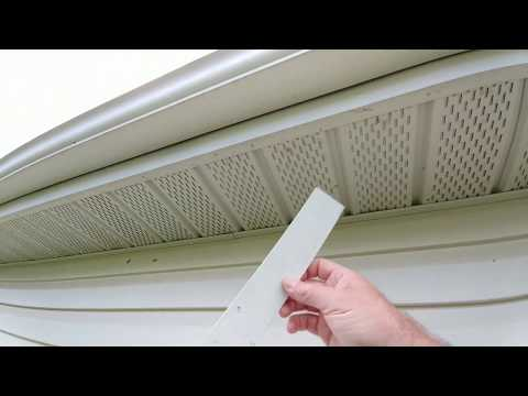 installing-security-cameras-under-eave-with-vinyl-soffit