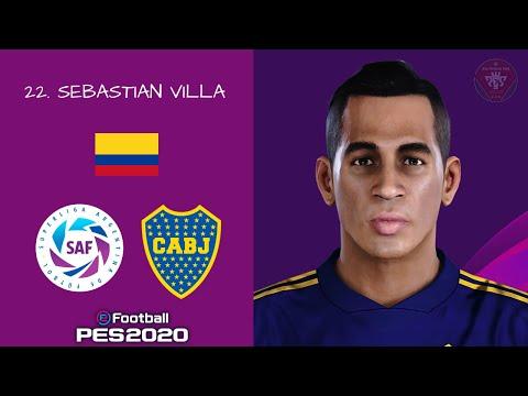 Sebastián Villa (Boca
