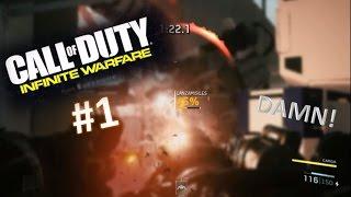 ¡¡COMENZAMOS PISANDO FUERTE!! - Call Of Duty Infinite Warfare (Campaña) #1