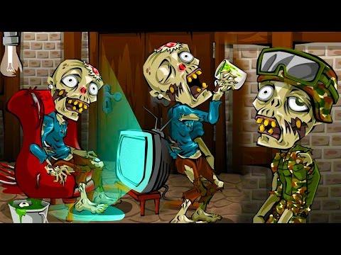ЗОМБИ ПИТОМЕЦ видео для детей в игре Zombie Gotchi вырасти своего любимого ЗОМБИ от FGTV