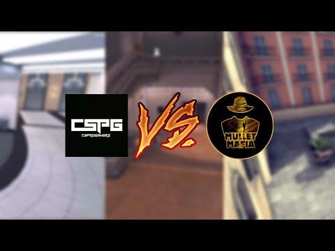 Scrim #4 ~ MFA vs CsPG [bo3] (part 1) | Critical Ops