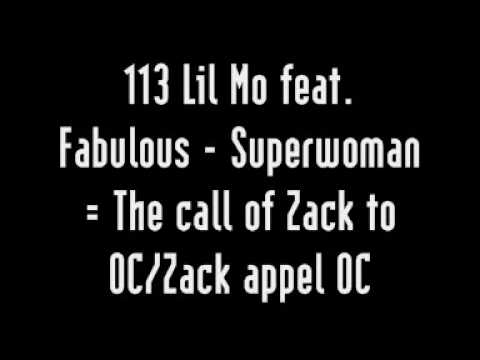 DAS 113 Lil Mo feat. Fabulous - Superwoman