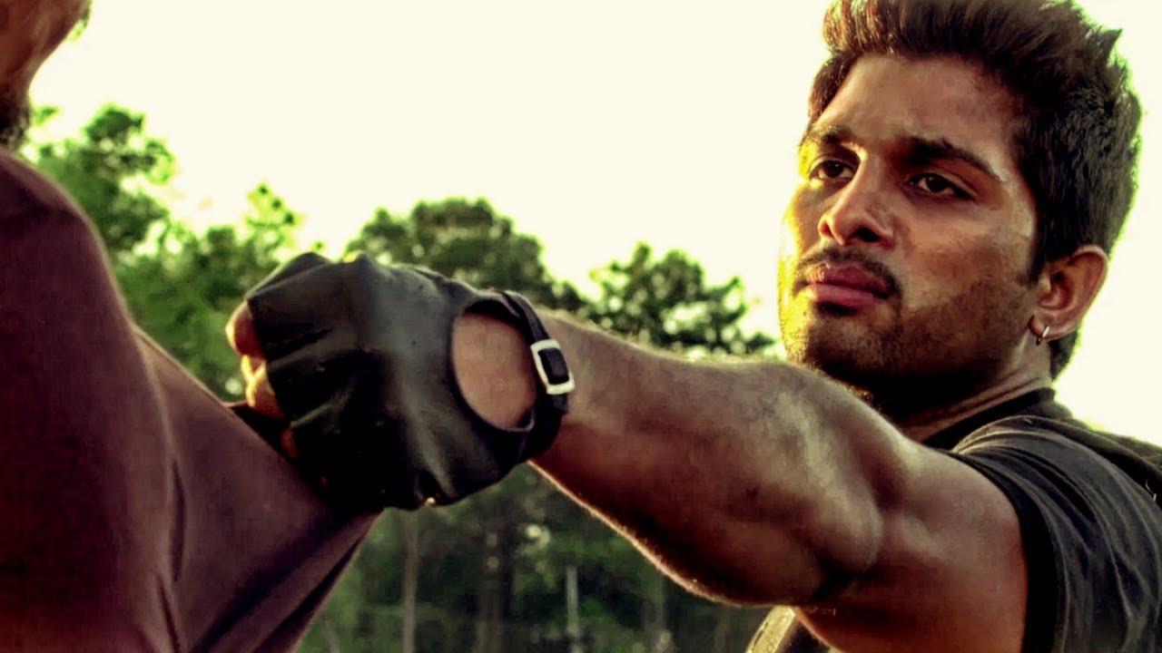 Download Dangerous Khiladi 2 Action Scene | South Indian Hindi Dubbed Best Action Scene | Allu Arjun