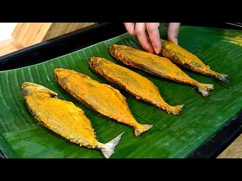 ABC Oven Baked Fish Mackerel(Ikan bakar oven)