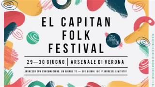 El Capitan Folk Festival 2018 - Video Promo
