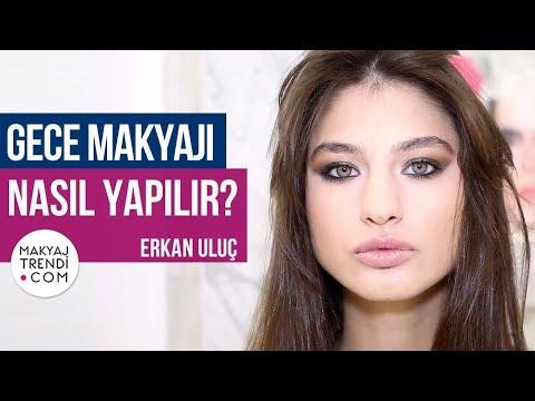 Gece Makyajı Nasıl Yapılır? – Erkan Uluç