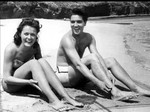 "Elvis Presley com Joan Blackman - ""Never Ending"""
