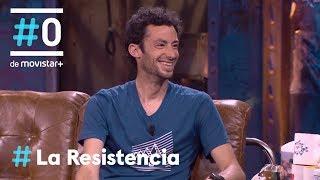 LA RESISTENCIA - Entrevista a Kilian Jornet   #LaResistencia 03.06.2019