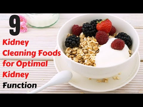 9 Kidney Cleaning Foods for Optimal Kidney Function