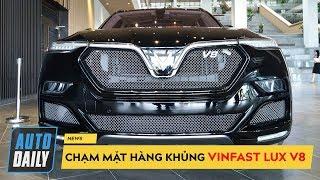 |VinFast| Chạm mặt HÀNG KHỦNG VinFast Lux V8 455 mã lực tại Việt Nam |Autodaily.vn|