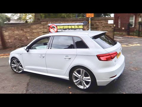 17 YEAR OLD COLLECTS BRAND NEW AUDI!! **insurance tips**