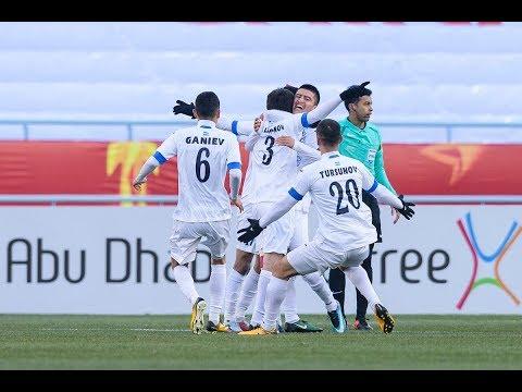 Uzbekistan 1-0 China (AFC U23 Championship 2018: Group Stage)
