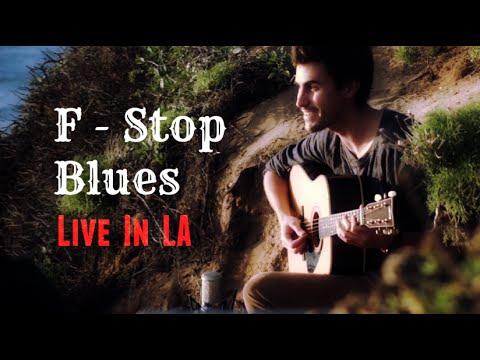 Jack Johnson - F-Stop Blues (Cover by Nick Powers)