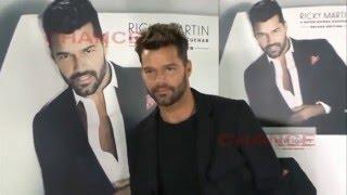 Ricky Martin presume de cuerpo
