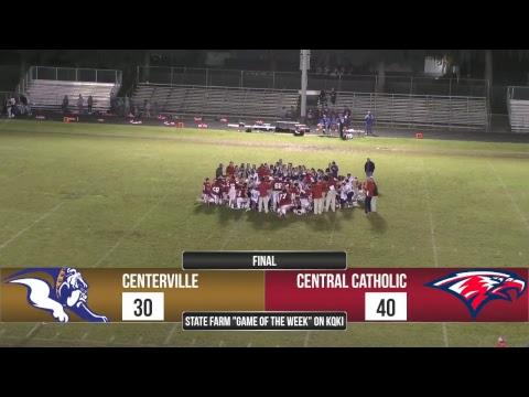 Centerville vs Central Catholic