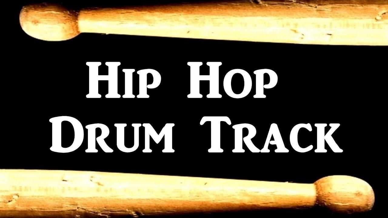 Hip Hop Drum Loop 90 BPM Freestyle Rap Drum Beat