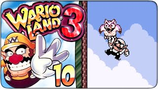 Wario Land 3 #10 - Las ruinas del desierto