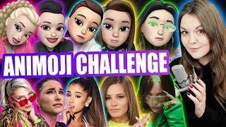 NOWOŚĆ ANIMOJI CHALLENGE (Ariana Grande, Billie Eilish, Daj To Głośniej, Cleo)|Annalena