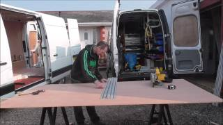 Work Van Full Fitout p1
