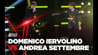 """Andrea e Domenico  """"E' sempre bello"""" - Battles - TVOI 2019"""