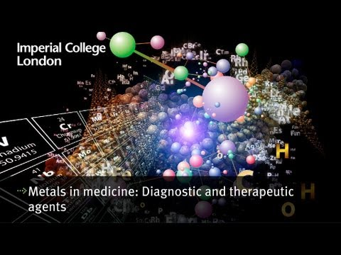 Metals in medicine: Diagnostic and therapeutic agents