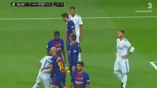 Video Real Madrid vs Barcelona 2 0  FULL MATCH Spanish Super Cup at Bernabéu 18 08 2017 download MP3, 3GP, MP4, WEBM, AVI, FLV Juli 2018