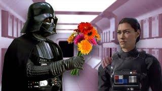 Star Wars Battlefront 2 Funny & Random Moments [FUNTAGE] #79 - Vader's New Friend.
