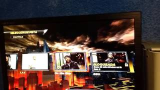 Def Jam Rapstar - intento de gameplay
