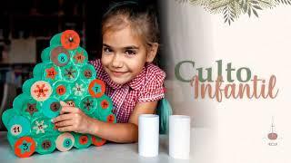 Culto Infantil - IECLB Brasil - 1º  Domingo de Advento 2020