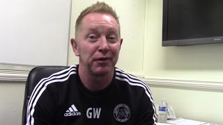 Gary Waddock - Hampton & Richmond preview