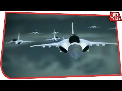 Pakistan ने अपने F16 विमान इस्तेमाल करने की कोशिश की लेकिन भारत की फार्मेशन देख हटे पीछे