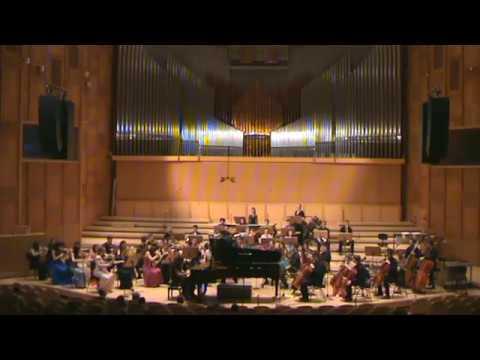 John Ireland - Legend for piano and orchestra, Rebeca Omordia