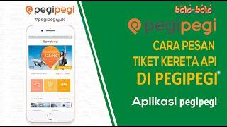 CARA BELI TIKET KERETA API di Aplikasi PEGI PEGI screenshot 2
