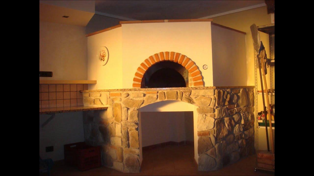 come costruire un forno a legna youtube
