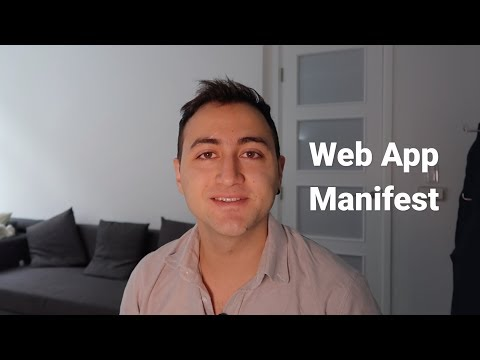 PWA Series #7: Web App Manifest