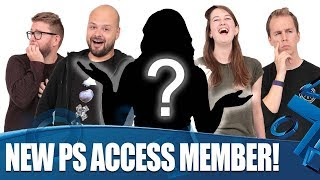 Meet the New Member of PlayStation Access!