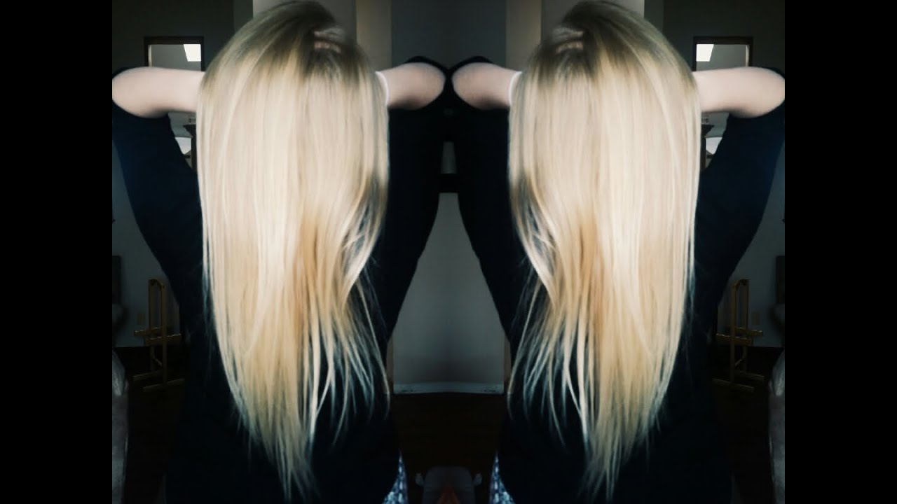 how to get long and healthy hair super fast featuring my
