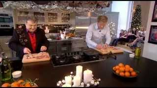 Gordon Ramsay Christmas Cookalong Live 2011 Part 2