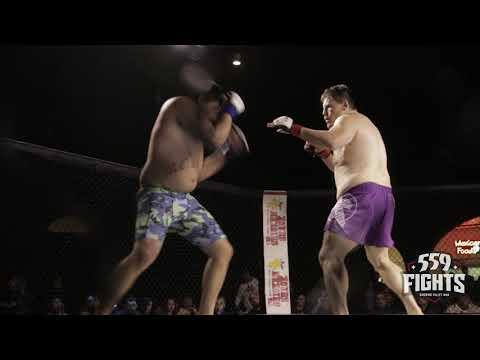 559 Fights #77 Larry Gonzales vs Danny Moreno