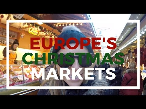 Speedy Guide to Christmas Markets in France & Germany