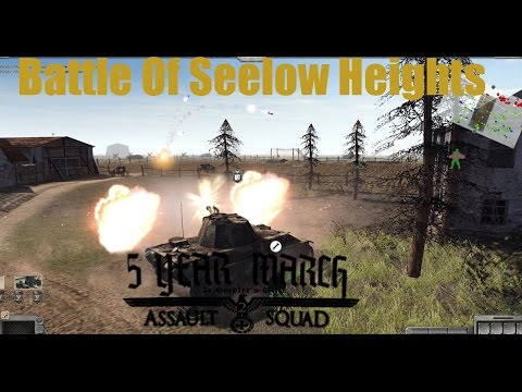 5 Year March | Battle Of Seelow Heights Part 1