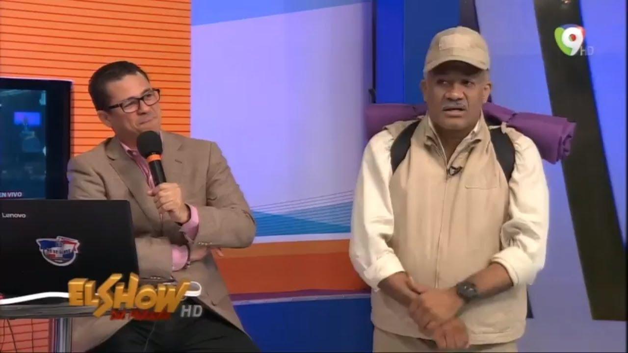¡Increíble! Leonel Fernández visita el Show del Mediodía y habla sobre su anuncio