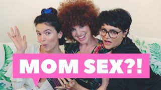 MOM SEX CHATTY BROADS WITH BEKAH AND JESS
