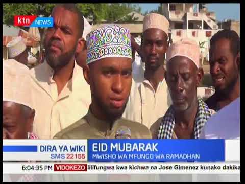 Waislamu nchini washerehekea siku ya Eid