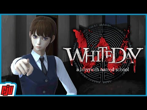 White Day Part 3 | Korean Horror Game | PC Gameplay Walkthrough