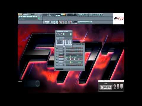 F-777 Messing Around #1 (Fl Studio)